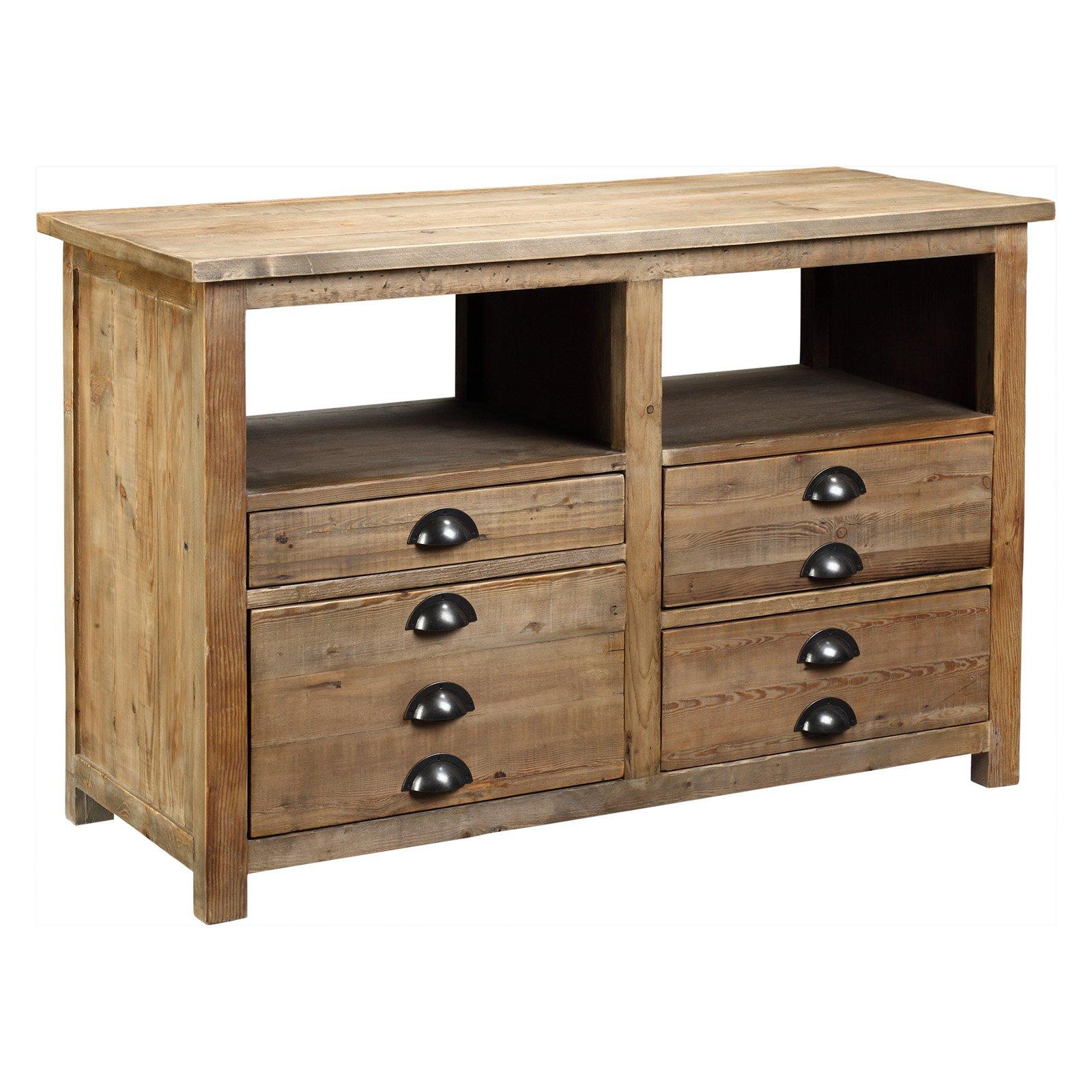 Burnham Home Designs Dexter Media Cabinet