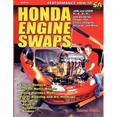 Honda Engine Swaps - Vtec Engine Swap