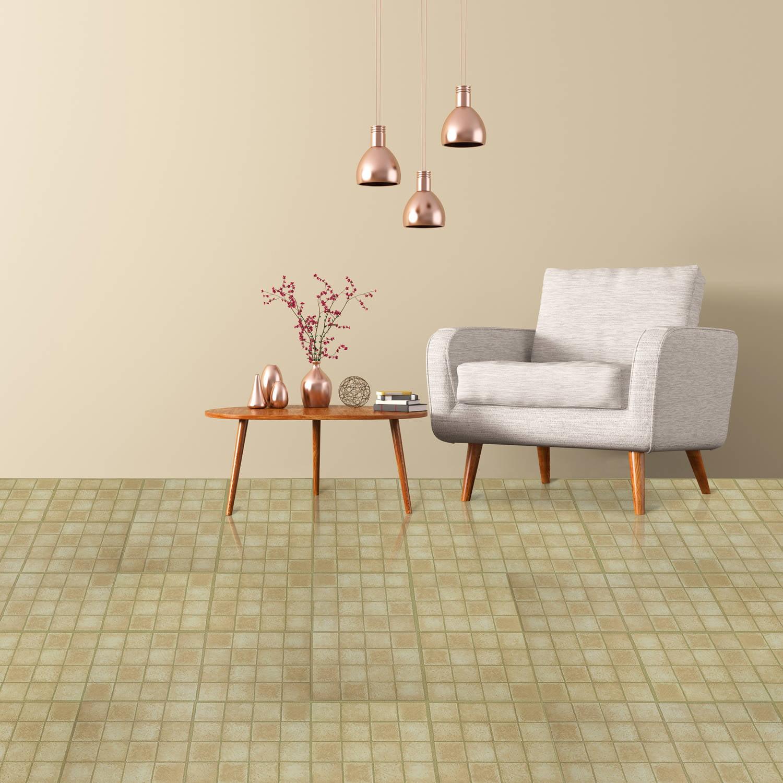 Tivoli 16 square sandstone 12 x 12 self adhesive vinyl floor tile tivoli 16 square sandstone 12 x 12 self adhesive vinyl floor tile 45 tiles45 sq ft walmart dailygadgetfo Image collections