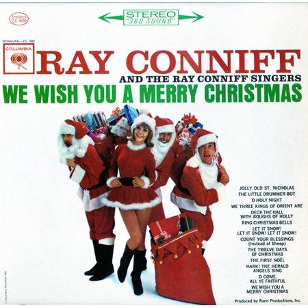 Ray Conniff Singers - We Wish You A Merry Christmas - Vinyl ()