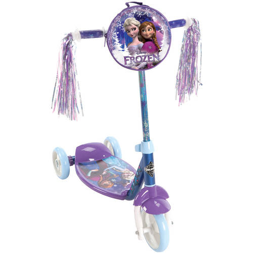 Huffy Disney Frozen Preschool Scooter