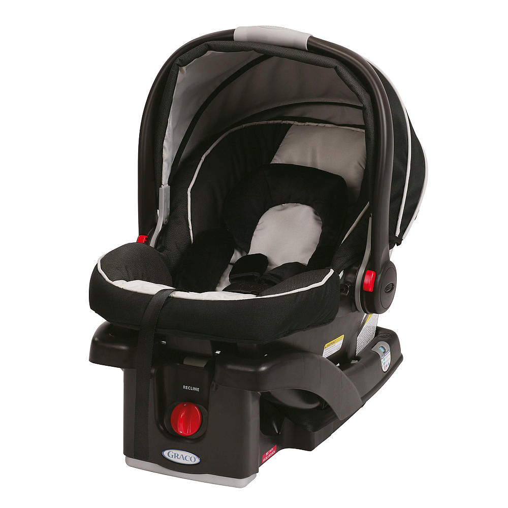 Graco Snugride 35 Click Connect Infant Car Seat In Onyx Brand New Free Shipping!!
