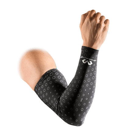 MCDAVID uCool Compression Arm Sleeves - Pair (Mcdavid Arm Sleeve)
