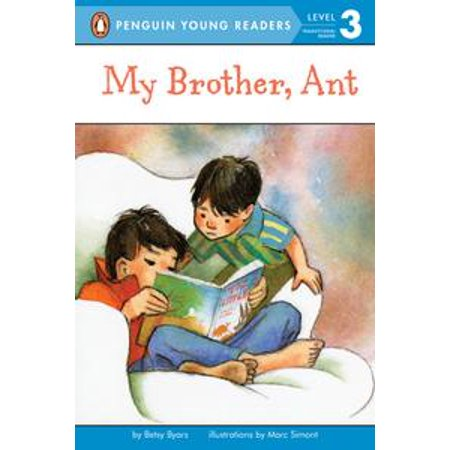 My Brother, Ant - eBook