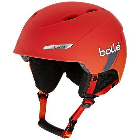 Bolle B-Yond Ski Helmet - Soft Red Gradient