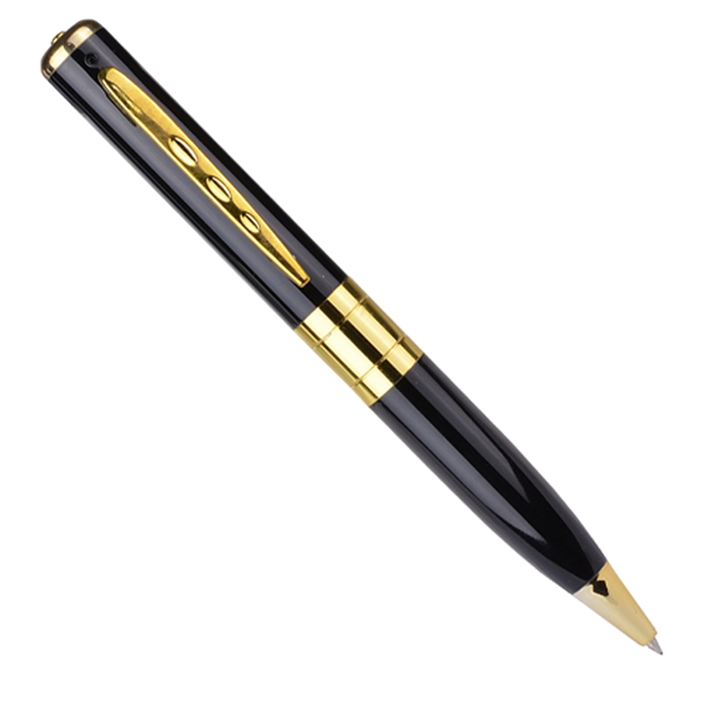 Business Portable Recorder 6 Hidden Camera HD Video Recorder Ballpoint Spy Pen