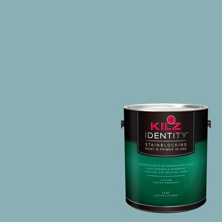 Kilz Identity Interior Exterior Stainblocking Paint Primer In One Rf170 02 Stormy Waters 1