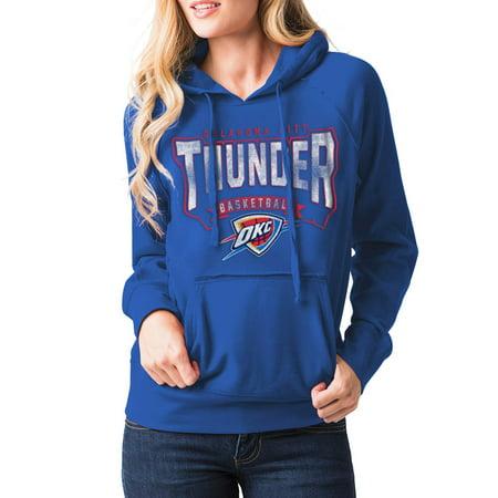 innovative design 47db1 a6f1f Oklahoma City Thunder Womens NBA Pullover Hoodie