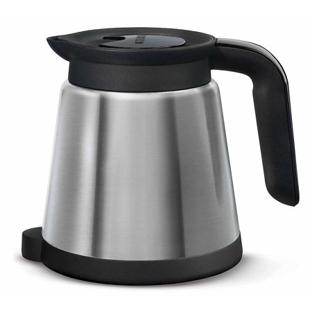 Keurig 2.0 Thermal Carafe, 32oz Double-Walled, Vacuum-Insulated, Stainless Steel Carafe, Holds and Dispenses Up to 4 Cups of Hot Coffee. For Use With Keurig 2.0 K-Cup Pod Coffee Makers