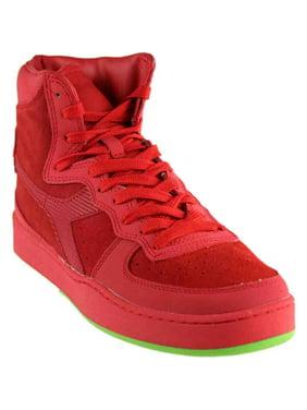 Diadora Mens Mi Basket Crazy Turt  Casual Sneakers Shoes -