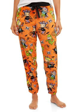 Nickelodeon Women's and Women's Plus Rugrats Fleece Sleep Pant