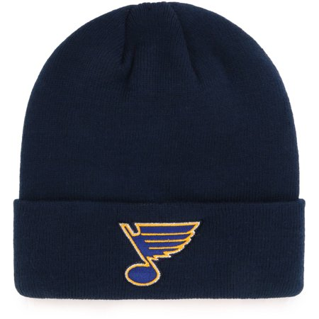 St Louis Blues Mass Cuff Knit Cap - Fan Favorite (Louis Blues Fan)