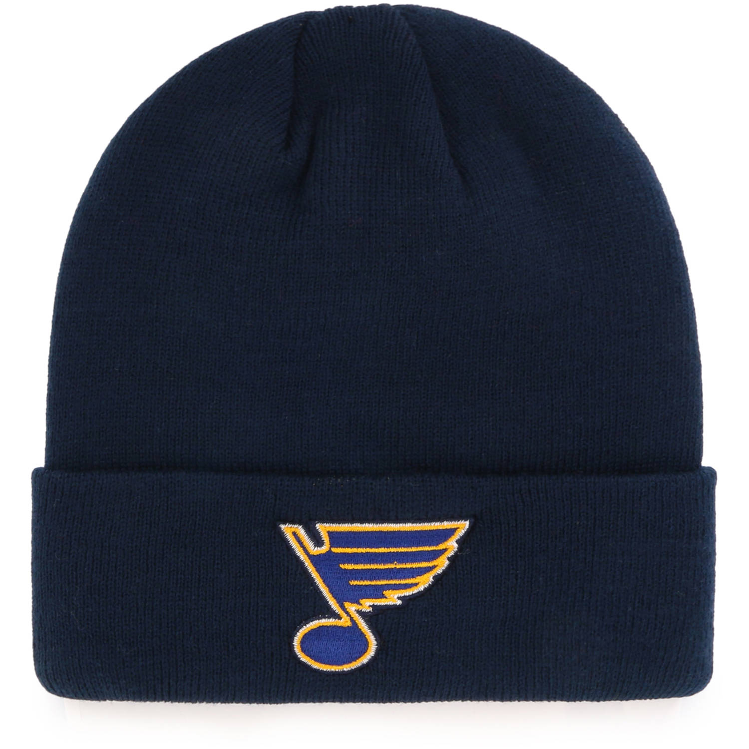 St Louis Blues Mass Cuff Knit Cap - Fan Favorite
