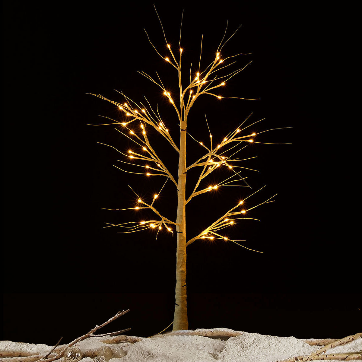 Led Christmas Tree Walmart