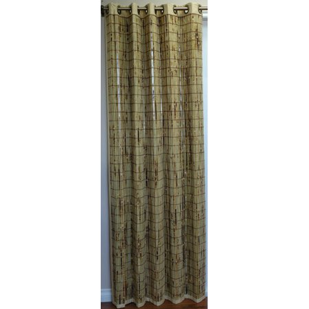 Bay Isle Home Sawyers Bamboo Grommet Top Curtain Panel ()