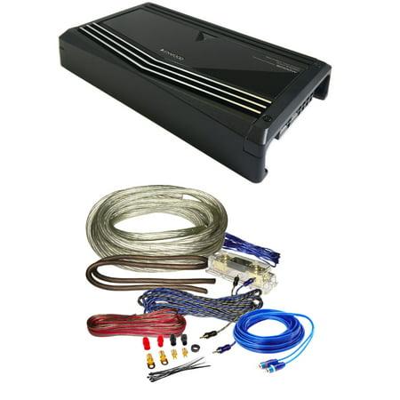 Kenwood Kac 9106d Class D Monoblock 1000w Rms Car Amplifier W