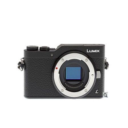 (Panasonic Lumix DC-GX850 Micro Four Thirds Mirrorless Camera (Black) (International Model No Warranty))