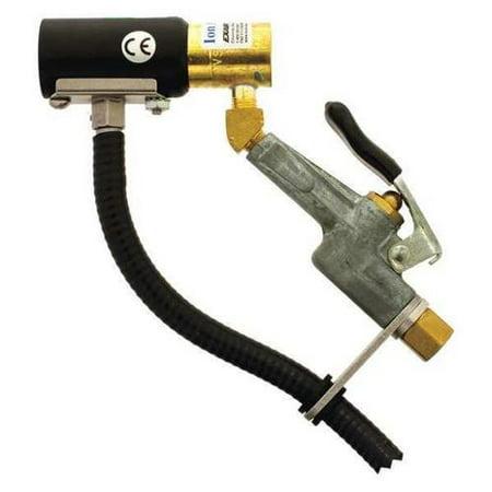 EXAIR 8193 Ionizing Air Gun,250 psi,22 scfm G3707868