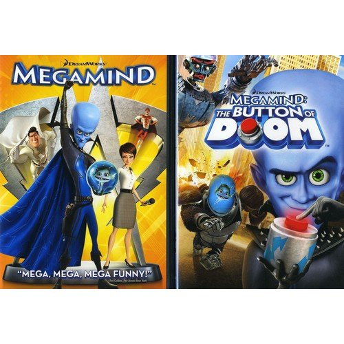Megamind / Megamind: The Button Of Doom (Widescreen)