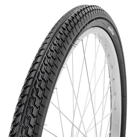 Goodyear 26 x 2.125 Cruiser Bicycle Tire, Black