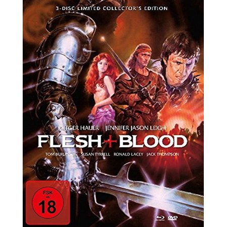 Flesh and Blood (DVD)