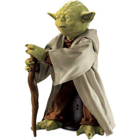 Star Wars Legendary Jedi Master Yoda Electronic Action Figure Toy