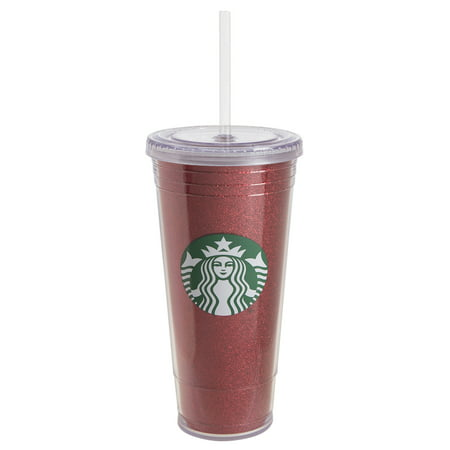 Starbucks Plastic 20 Ounce Red To Go Tumbler