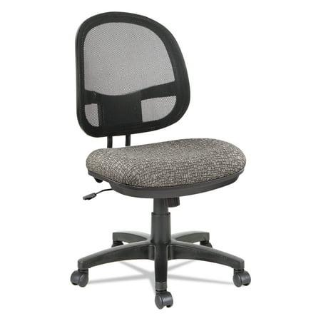 Graphite Gray Series - Alera Interval Series Swivel/Tilt Mesh Chair, Graphite Gray