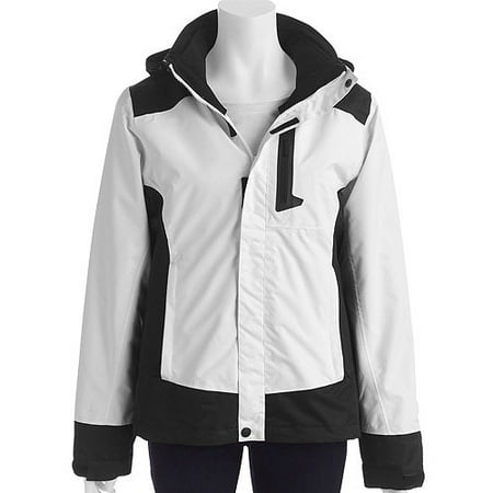 f940f4d5d33 Iceburg - Iceburg Womens Plus-Size 3-in-1 Peak Systems Coat With Removable  Jacket - Walmart.com
