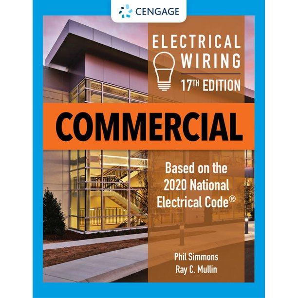 Electrical Wiring Commercial (Edition 17) (Paperback)