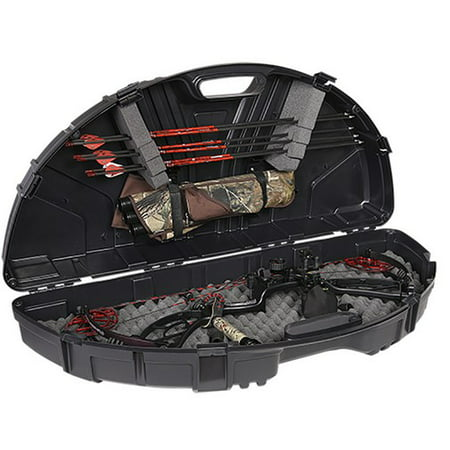 Plano SE Series Heavy Duty Bow Case, Black