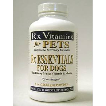 Rx Vitamins for Pets Rx Essentials for Dogs Powder 8