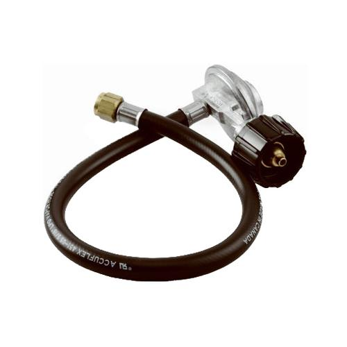 WEBER-STEPHEN PRODUCTS - Gas Grill Hose & Regulator Kit, 30-In.