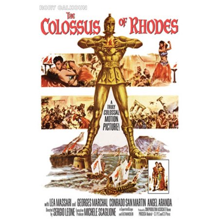The Colossus Of Rhodes (DVD)