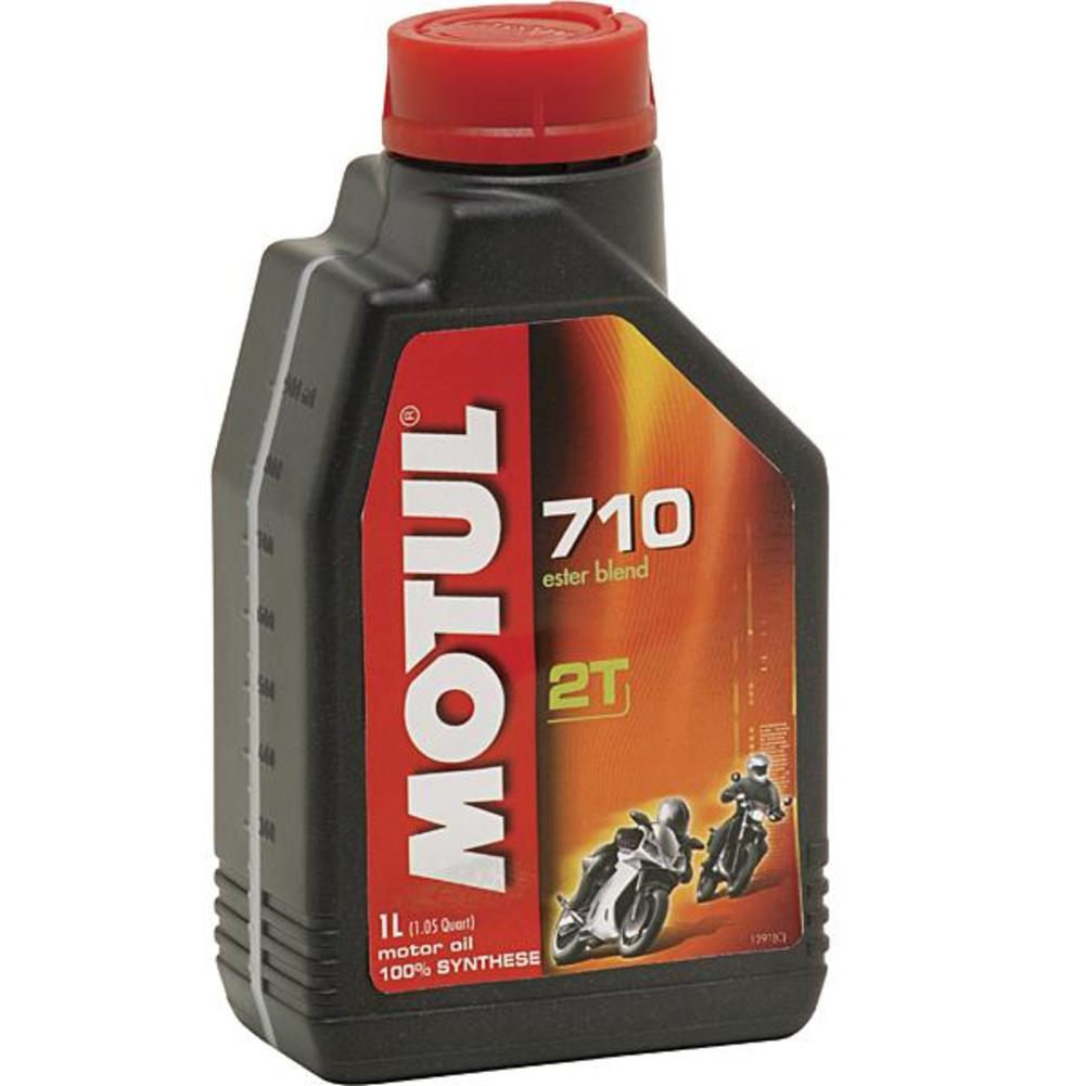 Motul 104034 710 2T Racing Premix - 1L.