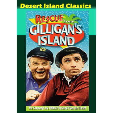 Rescue From Gilligan's Island (DVD) for $<!---->
