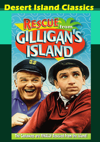 Rescue From Gilligan's Island (DVD) by Desert Island Films