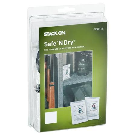 Stack-On Safe 'N Dry Spad-60