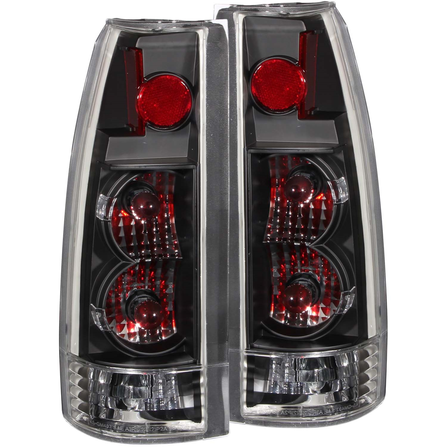 Anzo USA 211144 New Generation Tail Light Assembly - image 2 de 2
