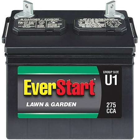 EverStart Lawn Garden Battery Group U1p