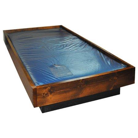 Sleep Sync  Fiber 45 Queen-size Waveless Waterbed Mattress ()