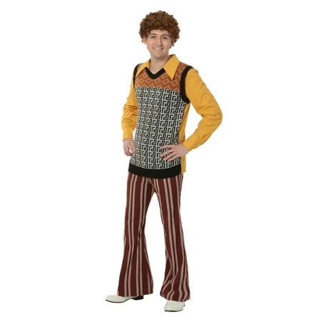 Plus Size 70's Costumes For Women (Men's 70's Costume)
