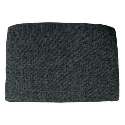 BEVCO B1 BLACK Back Cushion, Color Black