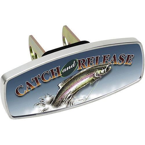 HitchMate Premier Series HitchCap, Catch and Release