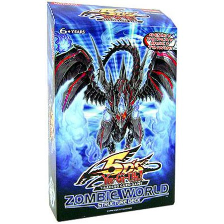Yugioh structure deck zombie world zombie world structure for Zombie balcony