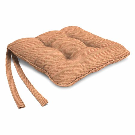 Jordan Manufacturing Knife Edge Outdoor Wicker Seat Cushion Posh