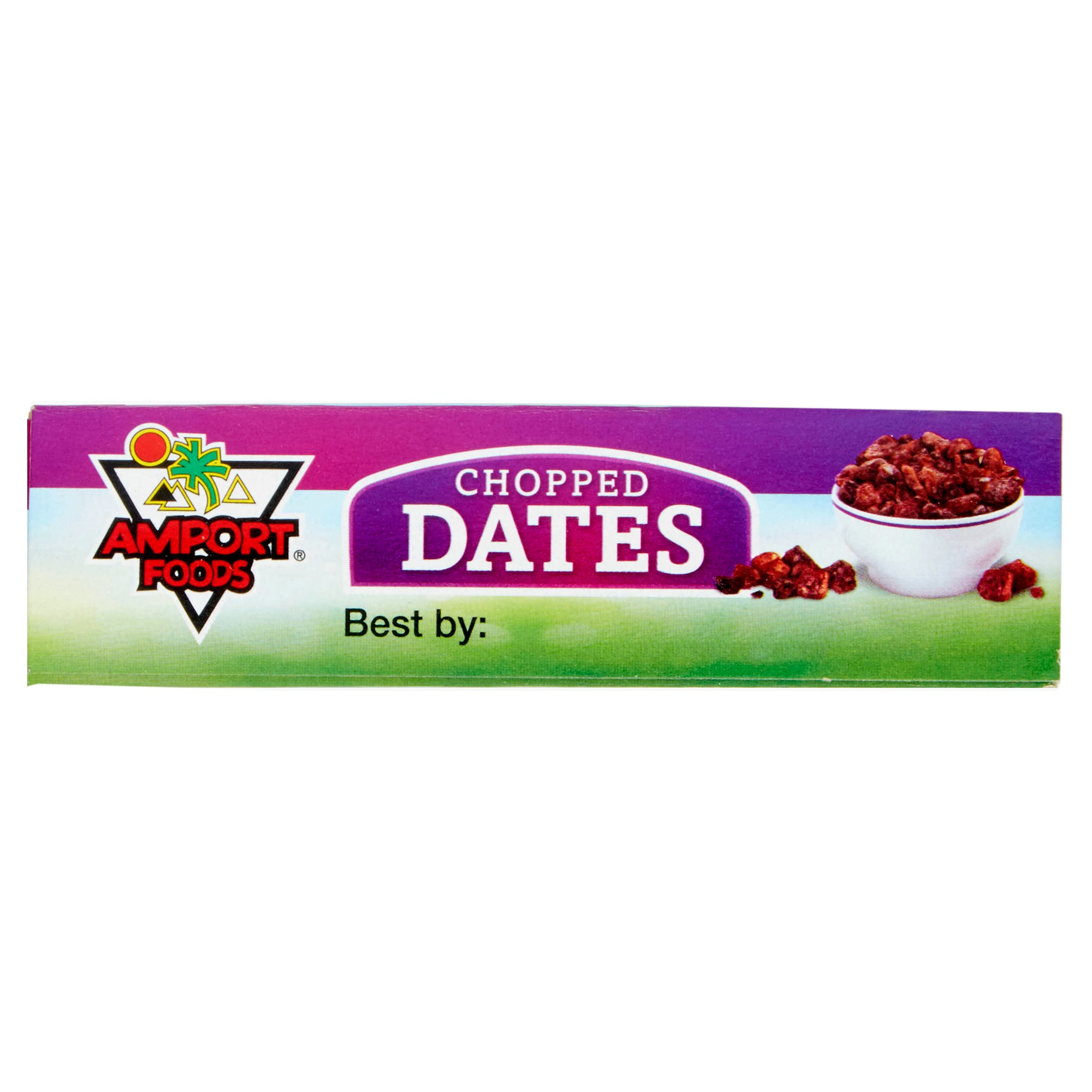 Amport Foods Chopped Dates, 8 oz - Walmart.com