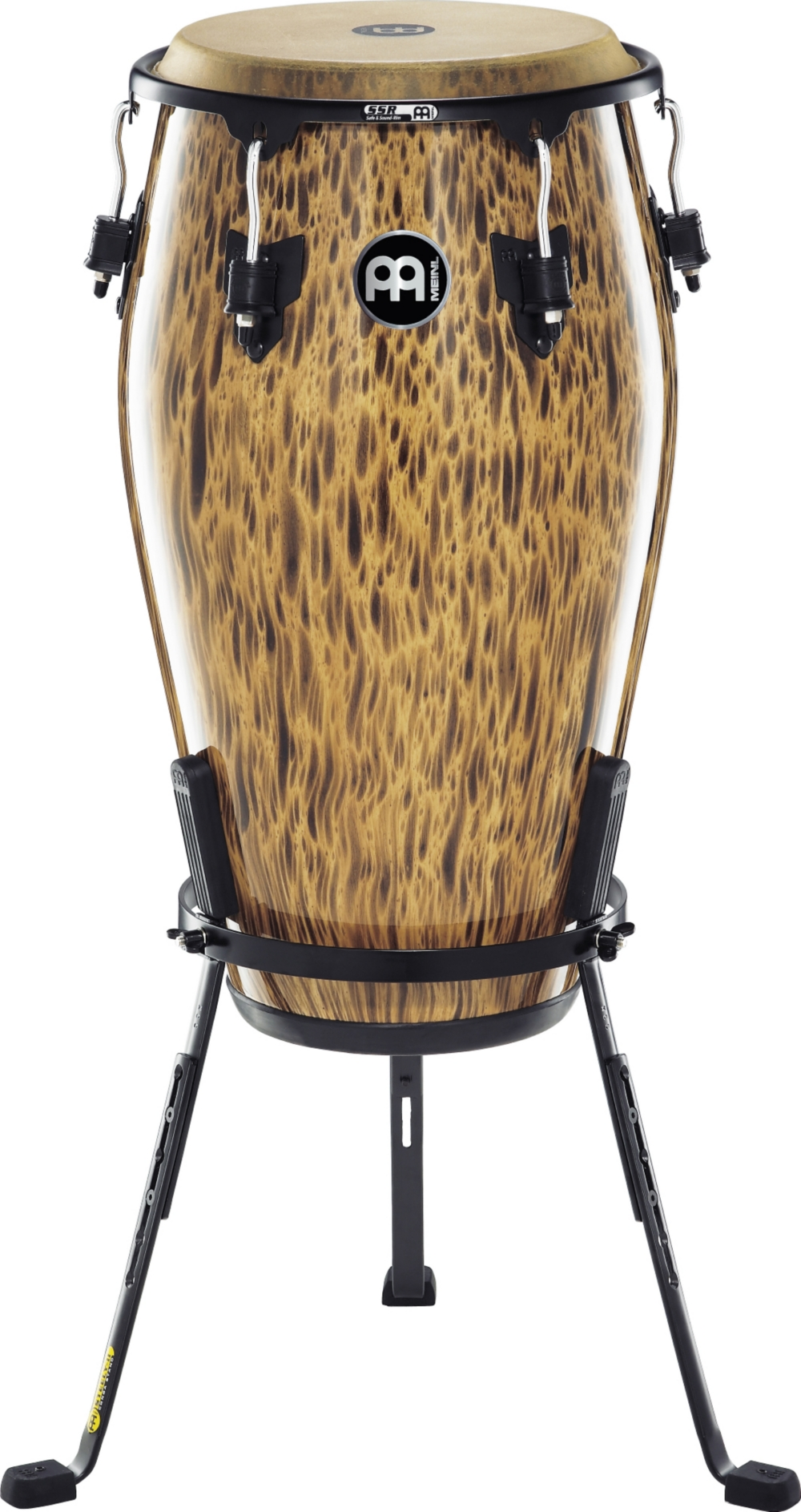 30th Anniversary Edition Marathon Classic Series Conga with Steely II Stand by Meinl