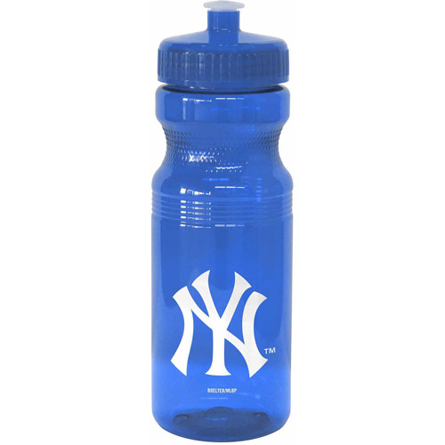 24oz MLB New York Yankees Squeeze Water Bottle