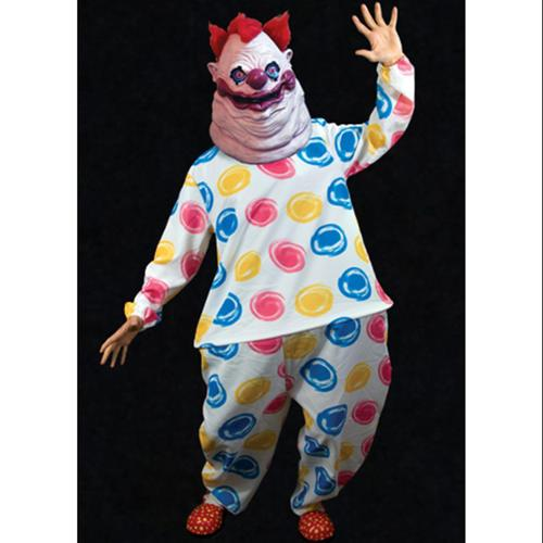 Killer Klowns From Outer Space Fatso Costume Adult